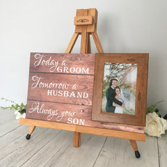 Mother Of The Groom Wedding Gift