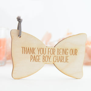 Page Boy Wedding Gift Ideas