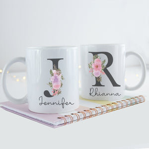 Monogram Bridesmaid Gift