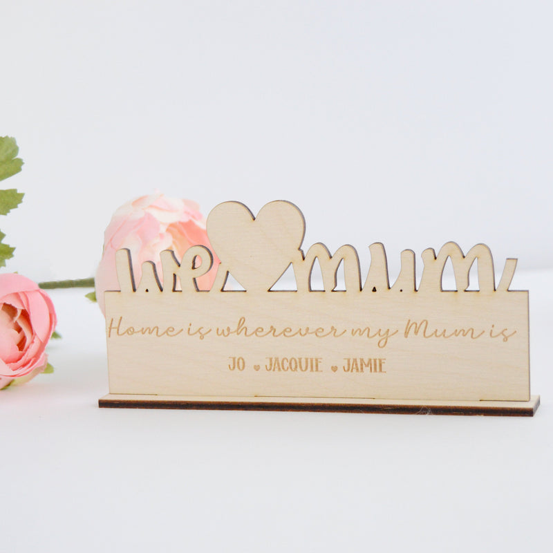 Personalised Mothers Day Gift