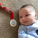 Load image into Gallery viewer, Baby 'I Was Born During Lockdown' Keepsake Medal