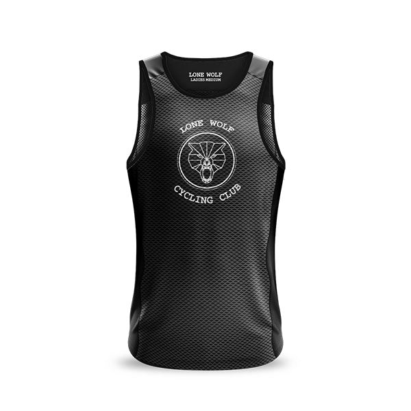 Womens Lone Wolf Baselayer Vest