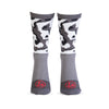 Sukhoi Charcoal Socks