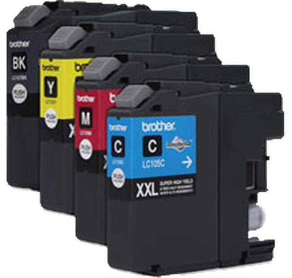 BROTHER LC103 INK / INKJET Cartridge SET Black Cyan Yellow Magenta-Ink Toner Shop