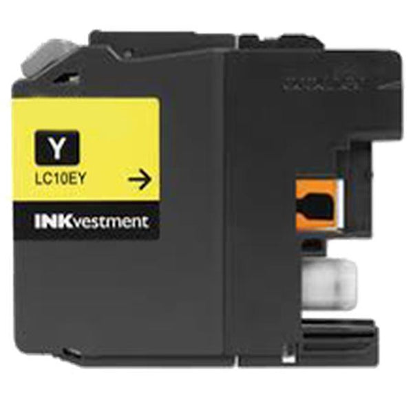 BROTHER LC10EY Super High Yield INK / INKJET Cartridge Yellow (XXL Series)-Ink Toner Shop