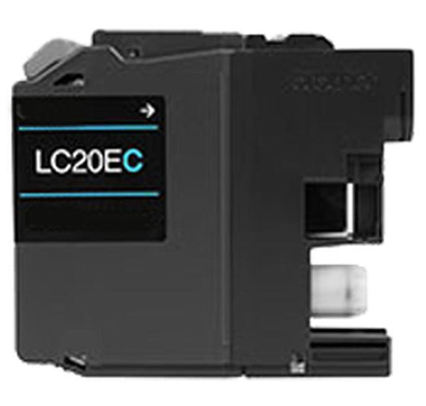 BROTHER LC20EC Super High Yield INK / INKJET Cartridge Cyan (XXL Series)-Ink Toner Shop