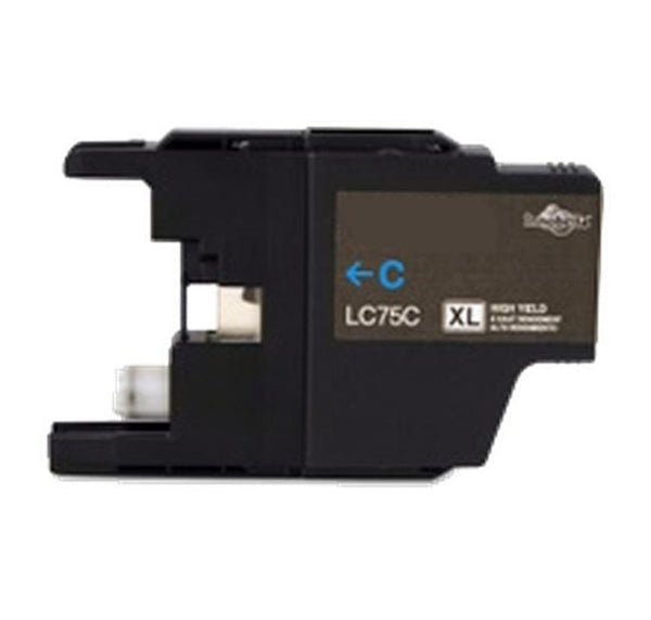 Brother LC75CS High Yield Ink Cartridge Cyan-Ink Toner Shop