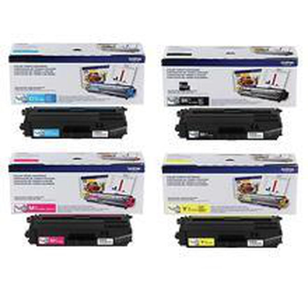 Brand New Original BROTHER TN331 Laser Toner Cartridge SET Black Yellow Magenta Cyan-Ink Toner Shop