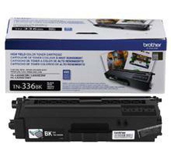 Brand New OEM Original BROTHER TN336BK High Yield Laser Toner Cartridge Black-Ink Toner Shop