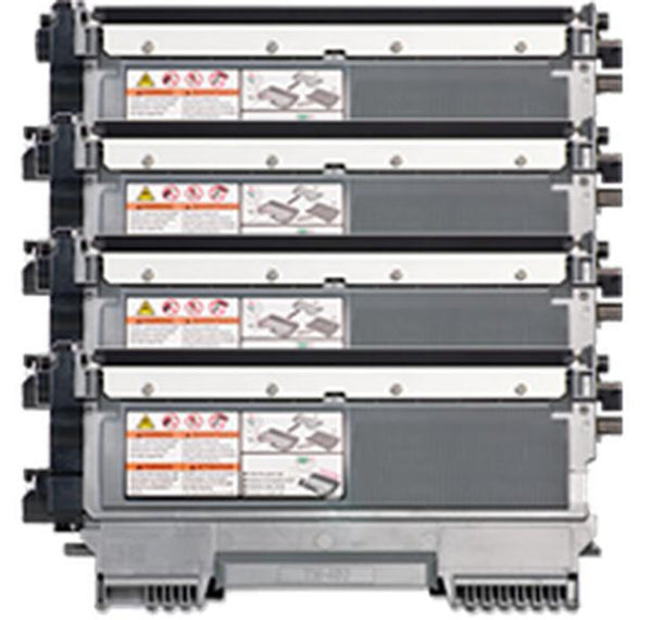 PACK of 4-Brother TN450 Laser Toner Cartridge High Yield-Ink Toner Shop