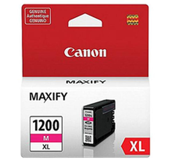 Brand New Original CANON 9197B001 (PGI-1200XL) INK / INKJET Cartridge High Yield Magenta-Ink Toner Shop