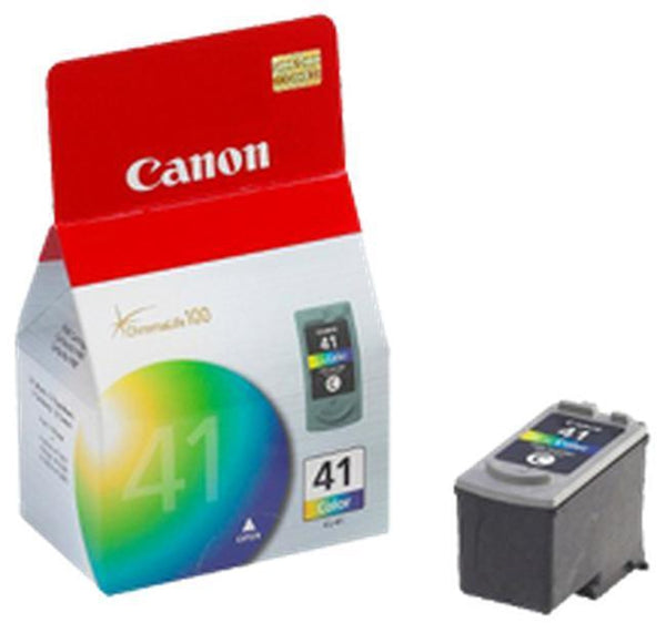 Brand New Original CANON CL-41 INK / INKJET Cartridge Tri-Color-Ink Toner Shop