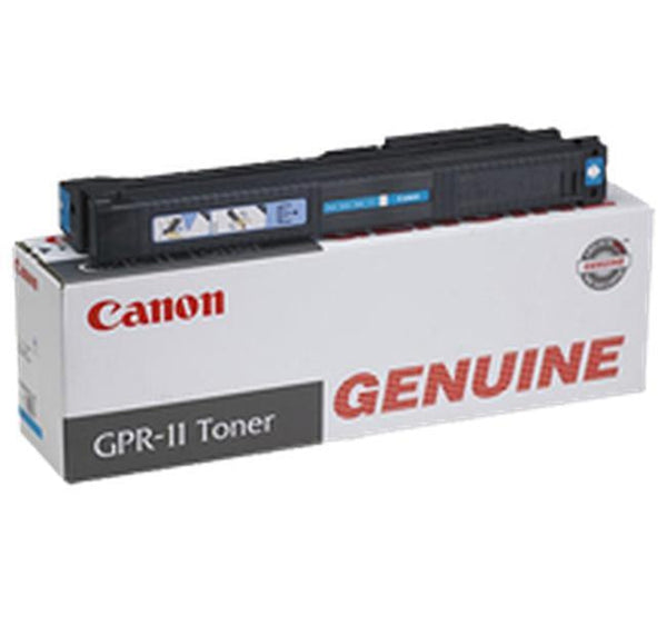 Brand New Original CANON 7628A001AA GPR-11 Laser Toner Cartridge Cyan-Ink Toner Shop