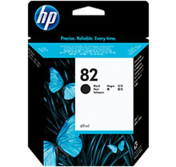 Brand New Original CH565A (HP 82) INK / INKJET Cartridge Black-Ink Toner Shop