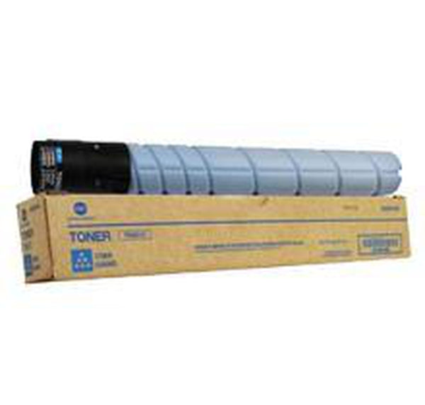 Brand New Original KONICA / MINOLTA TN321C Laser Toner Cartridge Cyan-Ink Toner Shop