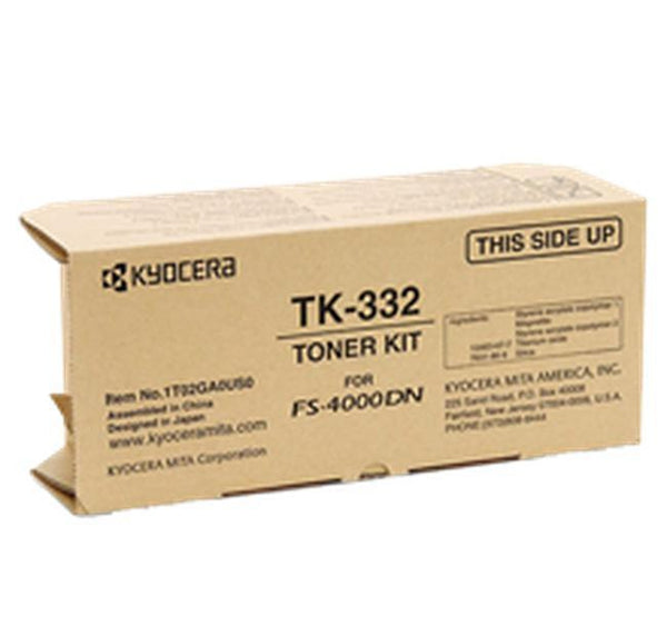 Brand New Original KYOCERA MITA TK-332 Laser Toner Cartridge Black-Ink Toner Shop