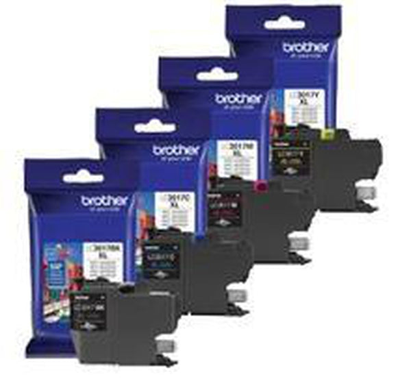Brand New Original OEM-BROTHER LC3017 High Yield INK / INKJET Cartridge Set-Ink Toner Shop
