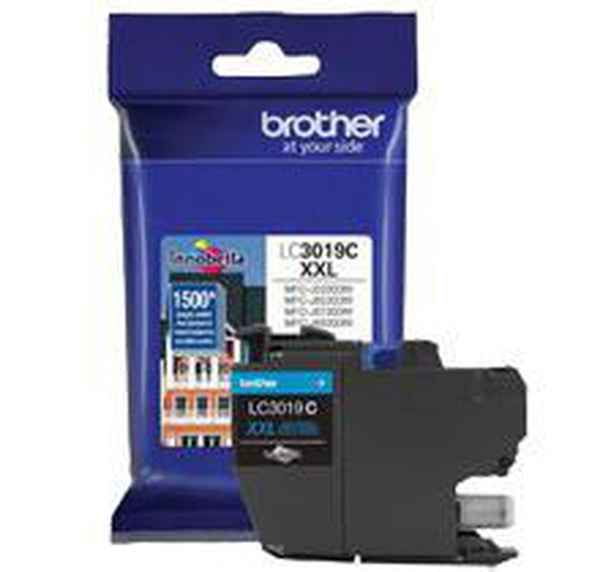 Brand New Original BROTHER LC3019C Extra High Yield INK / INKJET Cartridge Cyan-Ink Toner Shop