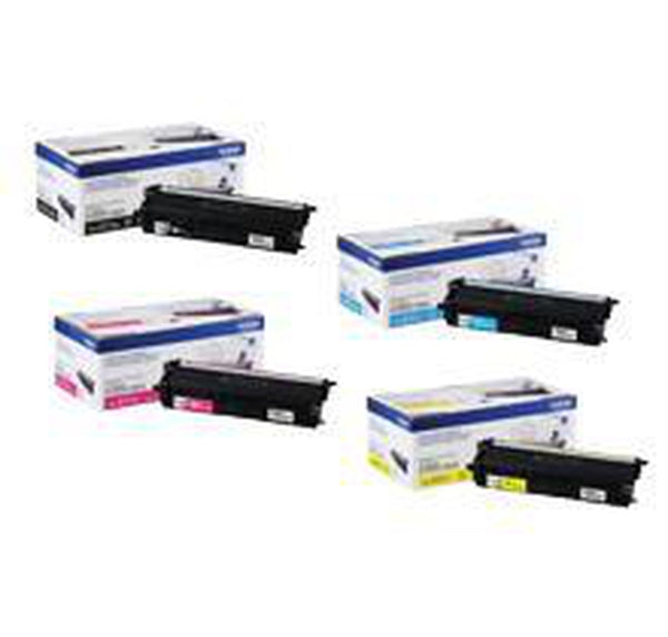 Brand New Original BROTHER TN-431 Laser Toner Cartridge Set Black Cyan Magenta Yellow-Ink Toner Shop