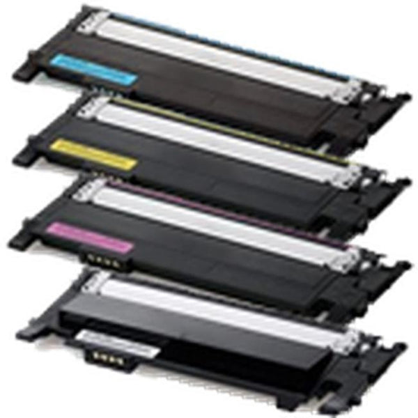 SAMSUNG CLT-406S Laser Toner Cartridge SET Black Cyan Yellow Magenta-Ink Toner Shop