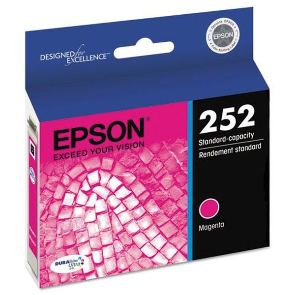 Brand New Original Epson T252320 INK / INKJET Cartridge Magenta-Ink Toner Shop