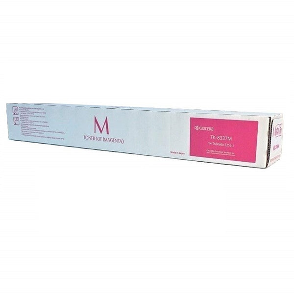 Brand New Original OEM-KYOCERA MITA TK-8337M Laser Toner Cartridge Magenta-Ink Toner Shop
