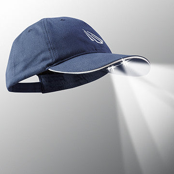 Powercap: 4LED Navy