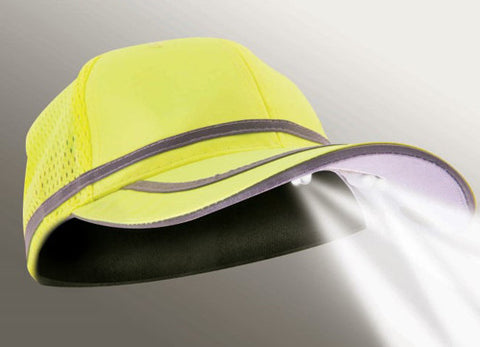 Powercap: 4LED High Visibility