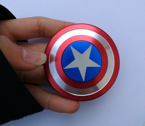 Hand Spinner Captain America- Passion's Store
