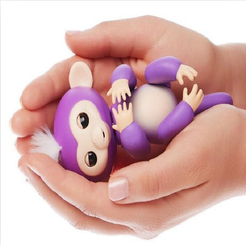 Fingerlings bébé singe interactif-Passion's Store