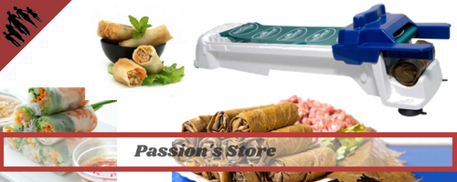 Best spring rolls, sarma, dolma, sushi-Passion's Store
