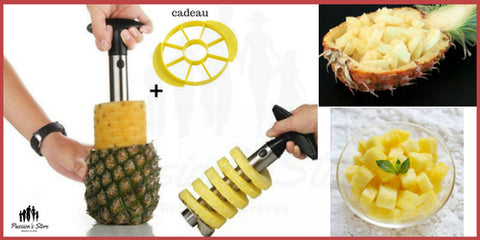 Eplucheur à ananas- Passion's Store