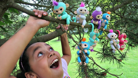 Fingerlings Bebe singe -Passion's Store