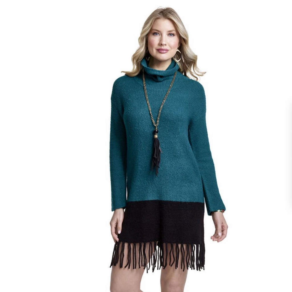 FriNgE SwEaTeR DreSs