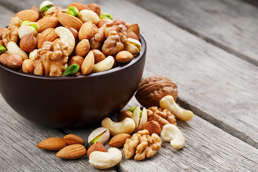 Cashews Reduce Blood pressure