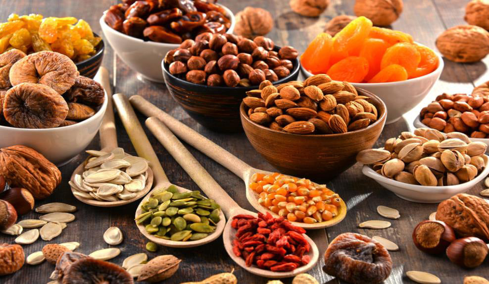 Almonds and dry fruits as a protection against breast cancer