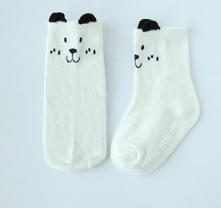 Cute Baby Dog Socks
