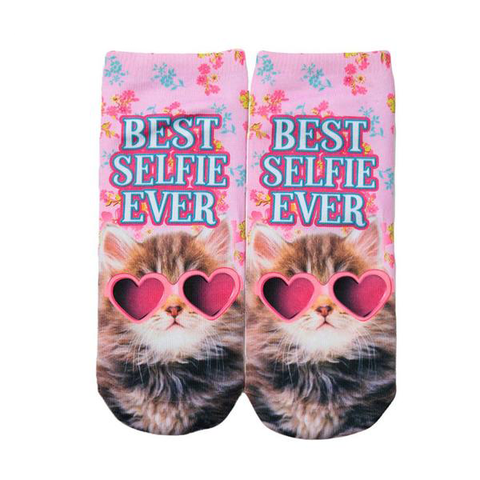 Cat & Dog Ankle Socks