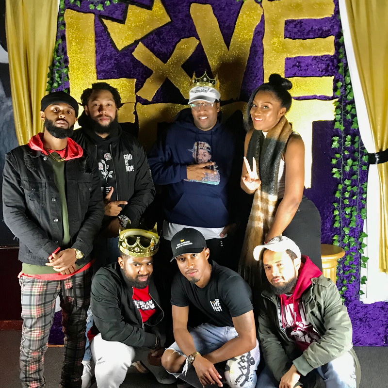 Collaboration Fuels LxVE Fest 2019