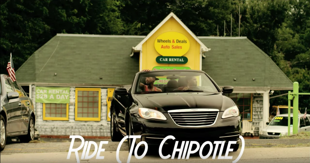 The ExperTease's Top Moments: #10 - Ride to Chipotle