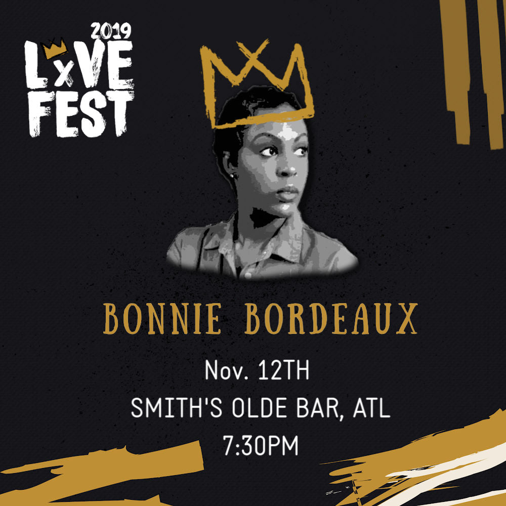 LxVE Fest 2019 Presents: The Crowning with Bonnie Bordeaux
