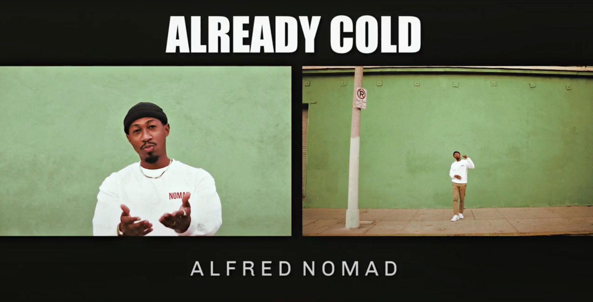 Already Cold Music Video