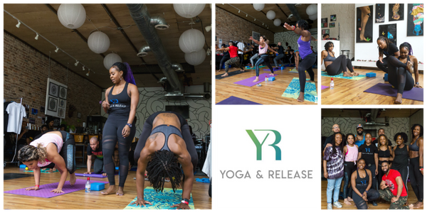 Yoga & Release at LxVEFEST