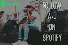 Follow AxJ on Spotify