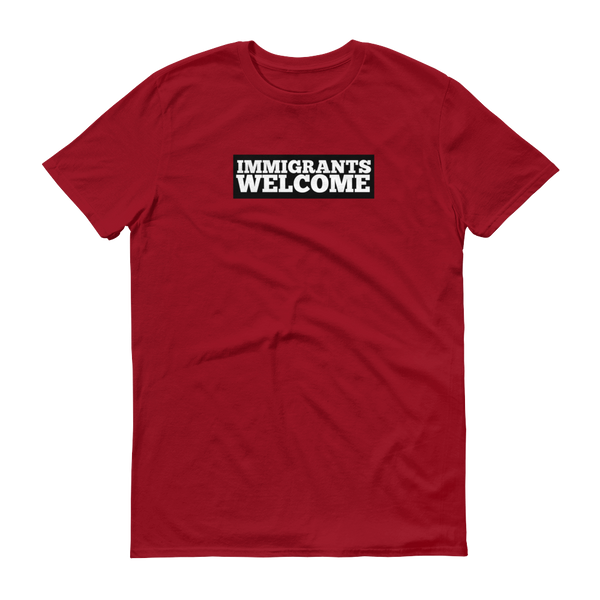 Immigrants Welcome Tee