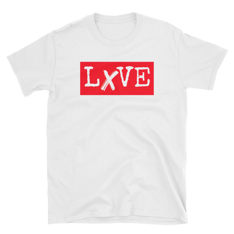 LxVE Red Label Tee