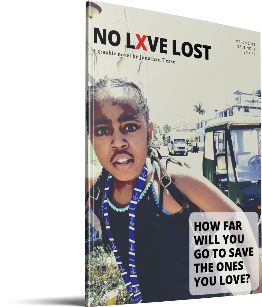 No LxVE Lost (Vol. 1) Free Excerpt