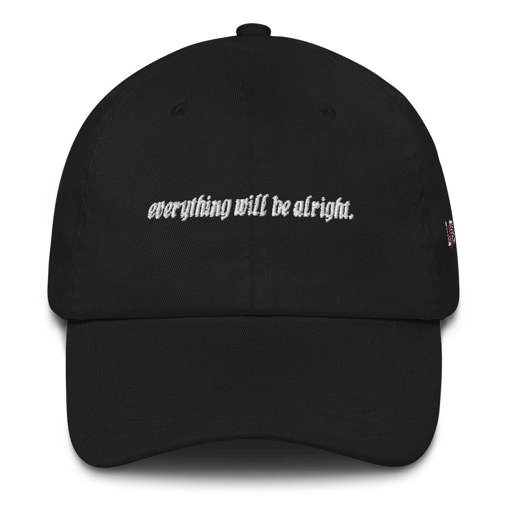 Everything Will Be Alright hat