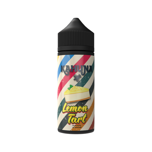Kahuna Lemon Tart - 100ml
