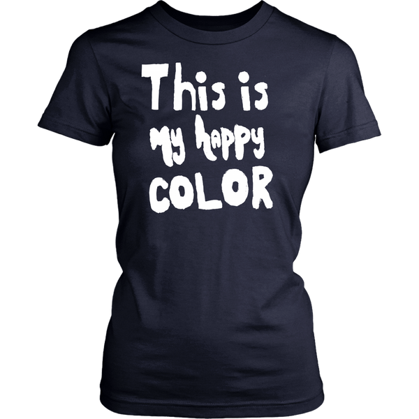 Happy by Meagan Women's Shirt